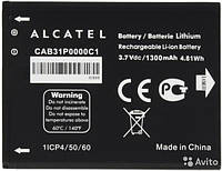 Аккумулятор Alcatel 5036D One Touch Pop C5 Original