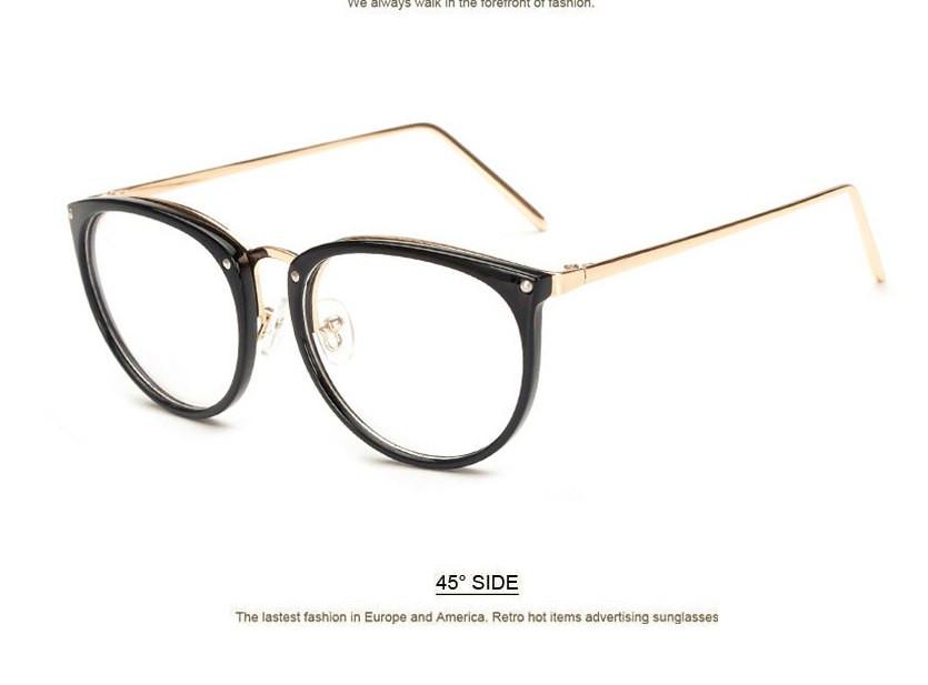 13222bf5b7f3 Модные трендовые очки женские без диоптрий
