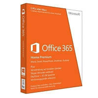 MS Office 365 Home Premium 32/64 Russian подписка 1год 5 ПК (6GQ-00177)