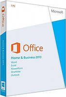 MS Office 2013 Home and Business 32-bit/x64 Russian CEE ОЕМ (715442-251)