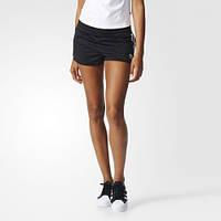 Спортивные шорты женские adidas 3-Stripes BK7142 - 2017