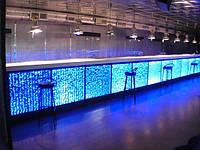 Аквапанели, Воздушно-пузырьковые аквапанели и акваколонны