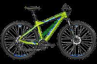 "Bergamont  29"" Revox 2.0 2017 год (52,5 см, зеленый-голубой)"