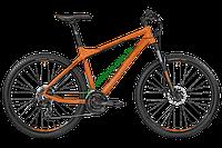 """Bergamont 27,5"""" Roxter 2.0 2017 год (36 см, оранжевый-черный)"""