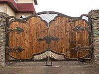 Ворота и калитки Ворота кованые