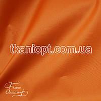 Ткань Палаточная ткань оксфорд 210D оранжевый (105 gsm)