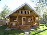Дома срубы деревянные в Харькове