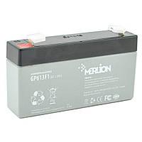 GP613F1 6 V 1,3Ah MERLION Q40