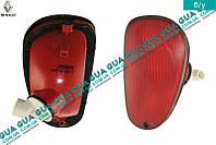 Фонарь противотуманный задний ляды крышки багажника правый 6025301525 Renault ESPACE III