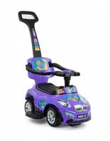 Машинка-каталка Milly Mally Happy, цвет фиолетовый