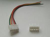 Балансировочный кабель Lipo 5 пин Battery Balance Charger 4S1P 11.1V IMAX B6  4S1P