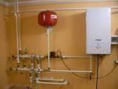 Монтаж систем отопления  монтаж и расчет систем отопления, водоснабжения и канализации