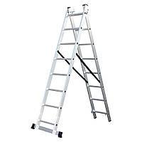 Лестница трехсекционная Кентавр 3х7 (№6395)