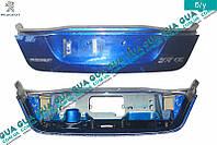 Крышка / панель багажника нижняя часть ( кабриолет ) 860688 Peugeot 207