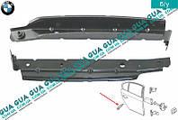 Кронштейн / усилитель задней правой двери 51717151864 BMW 5-series E60 2003-2010