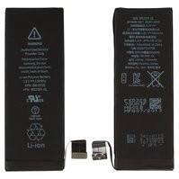 Аккумулятор для мобильного телефона Apple iPhone 5S, Li-Polymer, 3,8 В, 1560 мАч, #616-0720/616-0718