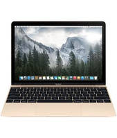 """Ноутбук Apple A1534 MacBook 12"""" Retina Gold (MLHE2UA/A); IPS (2304x1440) глянцевый / Intel Core M3-6Y30 (1.1 - 2.2 ГГц)"""