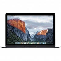 "Ноутбук Apple A1534 MacBook 12"" Retina Silver (MLHA2UA/A); IPS (2304x1440) глянцевый / Intel Core M3 (1.1 ГГц)"