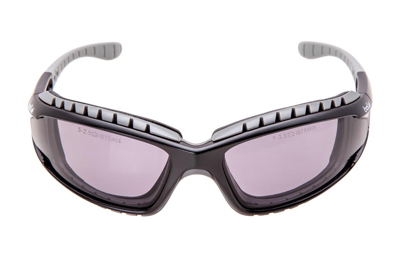 TRACPSF Очки защитные Bolle Tracker с дымчатыми линзами