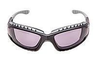 TRACPSF Очки защитные Bolle Tracker с дымчатыми линзами, фото 1