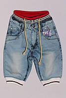 Бриджи детские джинсовые, фото 1
