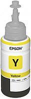Чернила EPSON (C13T66444A) для L100/L200 (Yellow) 70 г