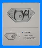 Кухонная мойка Haiba HB10050