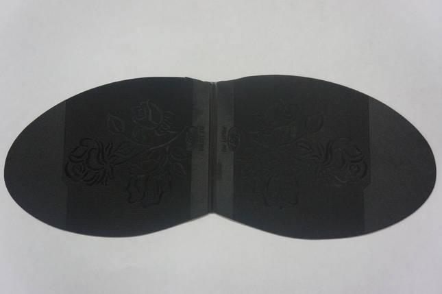 Подметка (Профилактика) полиуретановая № 0 1R черн., фото 2