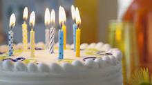 Свічки для тортів