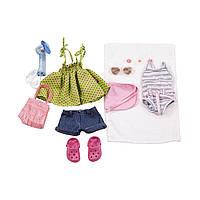 Аксессуары для кукол Gotz набор одежды Летнее веселье 3401754 ТМ: Götz