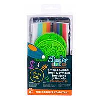 Набор аксессуаров 3Doodler Start для 3D-ручки Эмоджи 3DS-DBK-SY ТМ: 3Doodler Start