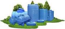 Пластиковые емкости (полиэтиленовые и полипропиленовые)