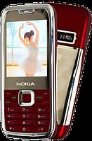 Копия Nokia E71, 3 SIM, ТВ, FM-радио, Java., фото 1