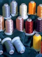 Нитки для машинной вышивки Iris 40N/5000м.