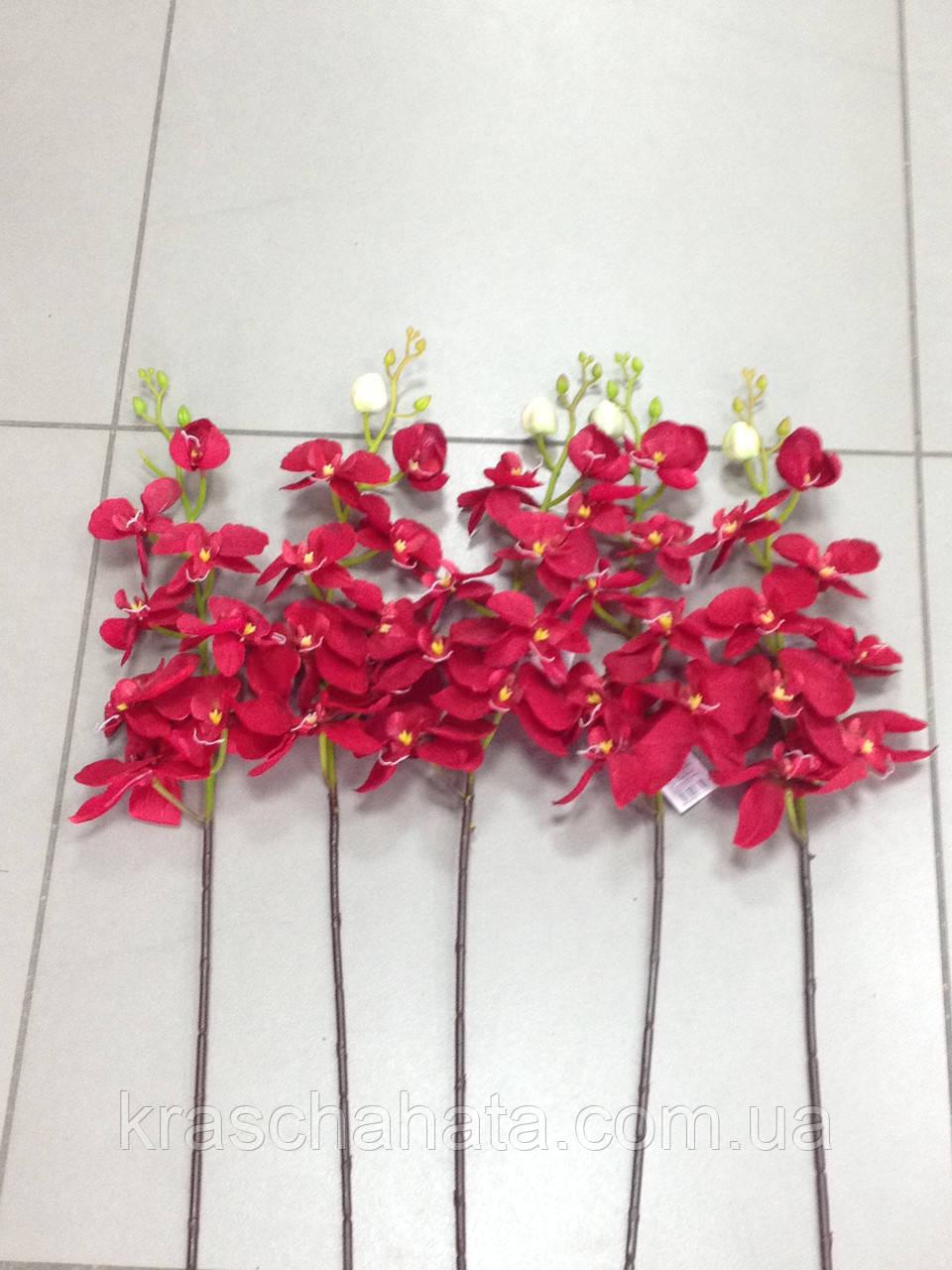 Орхидея, Искусственный цветок, Н98 см, Искусственные цветы, Днепропетровск