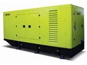 Трехфазный дизельный генератор GNT-120 (96 кВт)