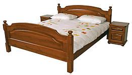 Кровать деревянная резная Прима ТеМП 80×190