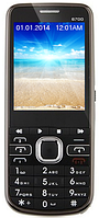 Копия Nokia 6700, 4 SIM, ТВ, Java. Металлический корпус., фото 1