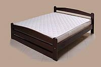 Кровать деревянная классическая Вега-1 ТеМП 80×190