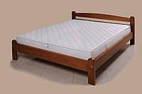 Кровать с низким изголовьем Вега-2 ТеМП 80×190
