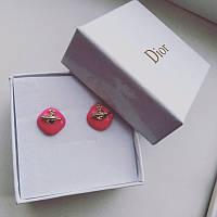 Серьги Vivienne Westwood pink