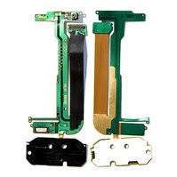 Шлейф для мобильного телефона Nokia N95 2Gb, межплатный, с верхним клавиатурным модулем, с камерой, с компонентами