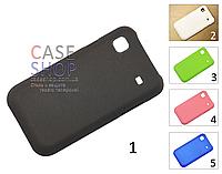 Пластиковый чехол для Samsung I9001 Galaxy S Plus