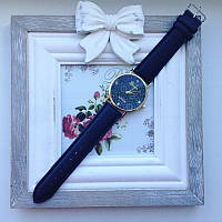 Часы Нежность черные