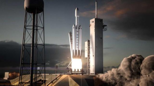 SpaceX falkon 9