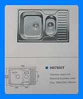 Кухонная мойка Haiba HB7850T
