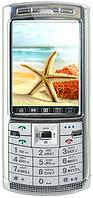 """Donod D805+, дисплей 2.6"""", 2 SIM, 2 карты памяти, ТВ, FM-радио, Java"""