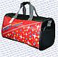Спортивна сумка-діжечку середнього розміру, фото 3