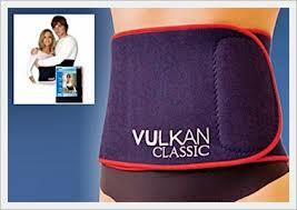Пояс Вулкан Классик Extralong, для похудения, (размер 110*20 см)