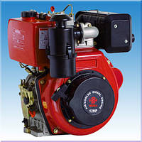 Двигатель дизельный Weima WM188FBE (12 л.с электростартером)